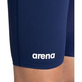 arena Team Painted Stripes Costume Da Gara Jammer Uomo, navy/multi turquoise